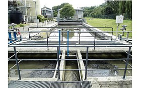 Separation Layer Measurement in Primary Clarifier