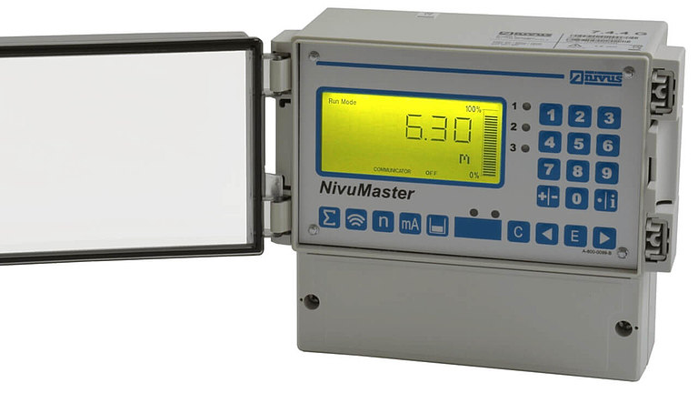 Level meter NiuvMaster 3 relay