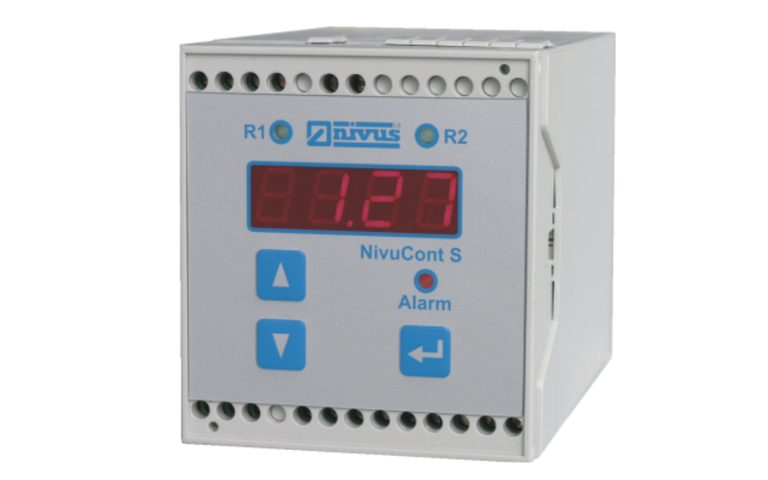 NivuCont S transmitter for hydrostatic level measurement