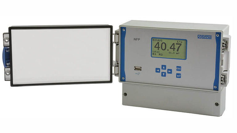 NFP flow transmitter