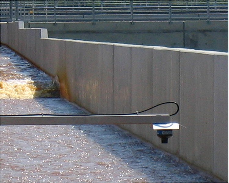 Mine Water Flow Measurement