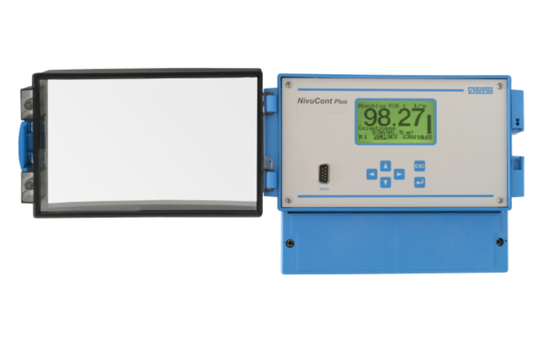 NivuCont Plus transmitter for hydrostatic level measurement