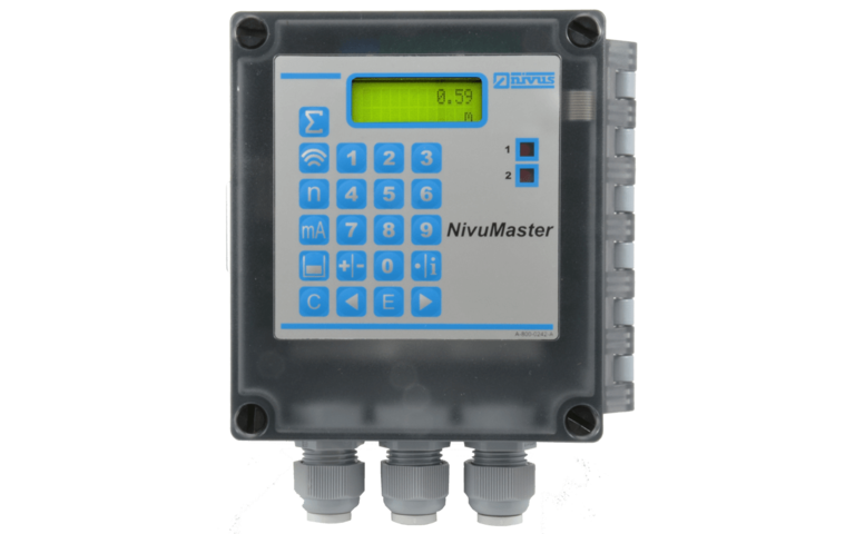 NivuMaster L2 – compact standard model for level and volume measurement