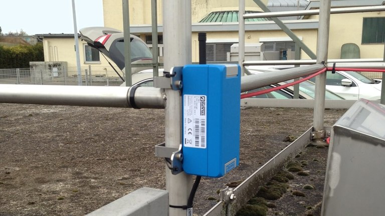 Mobile Transmission Data Logger NivuLink Mobile