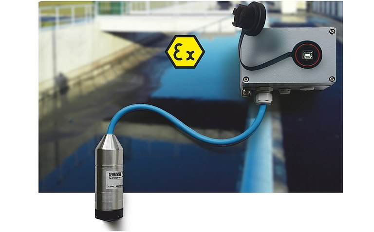 Self-sufficient level measurement system