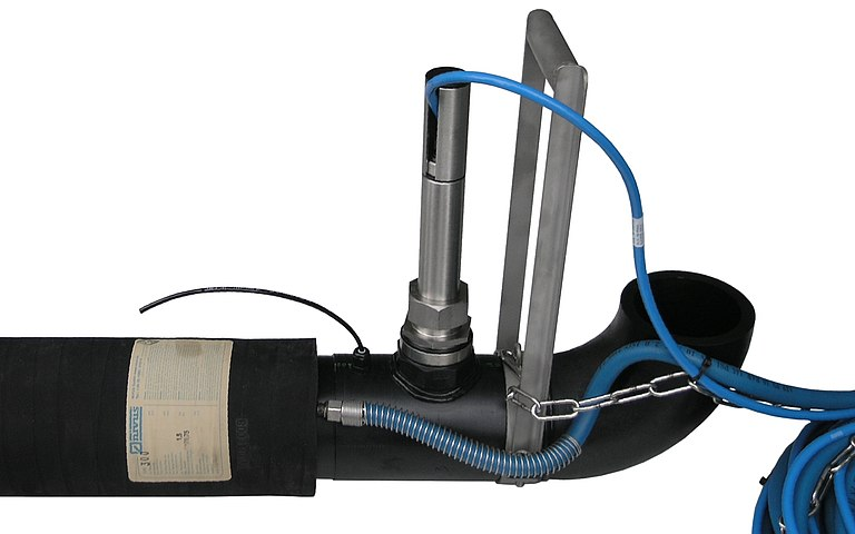 NIVUS Pipe Profiler for measurements under difficult measurement conditions