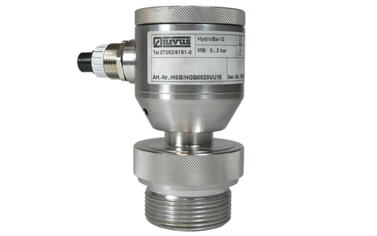 HydroBar G II – for hydrostatic level measurement