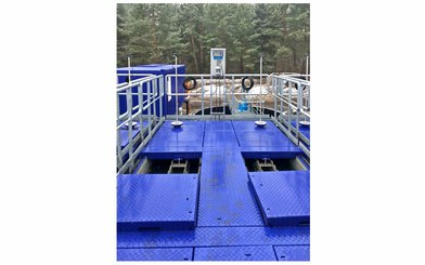 Sludge Level Measurement Groundwater Treatment