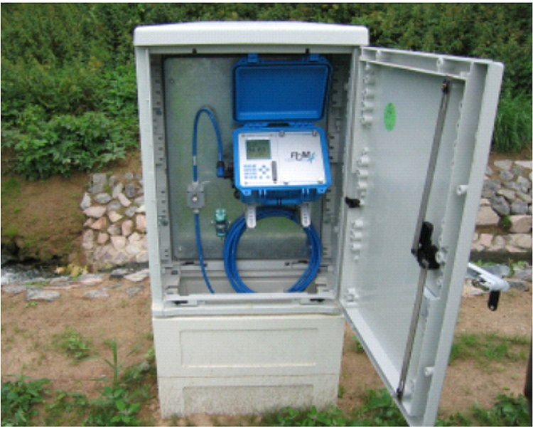 Contaminated Groundwater Flow Measurement