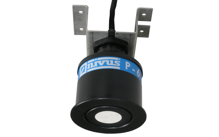 Ceiling mount for level sensors P-series and i-Series