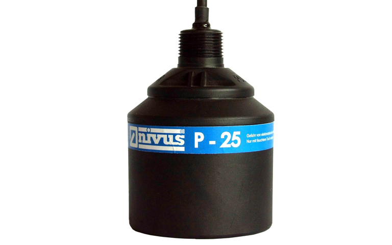 P-Series P25 Sensor, Measurement range 0,6 m - 25 m