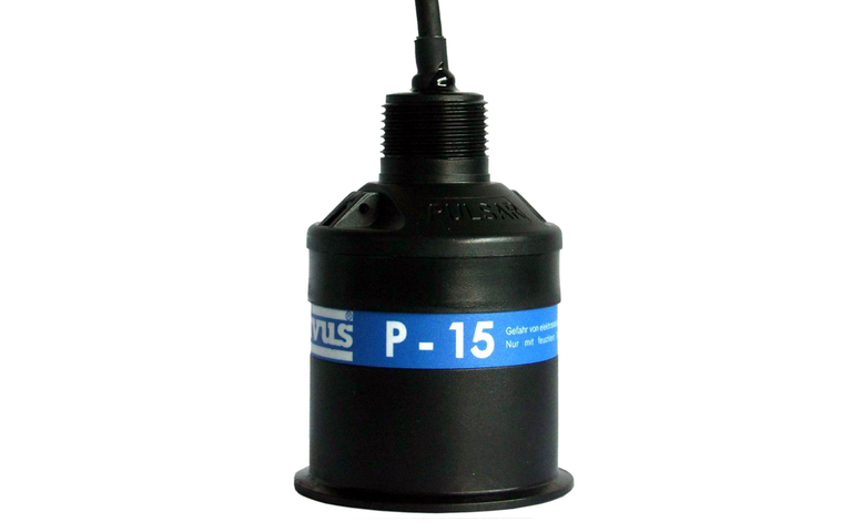 P-Series P15 Sensor, Measurement range 0,5 m - 15 m