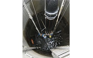 Flow Measurement in pump well