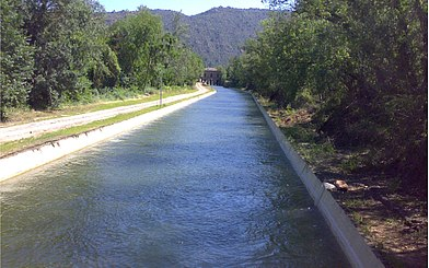 Irrigation Channel Flow Measurement