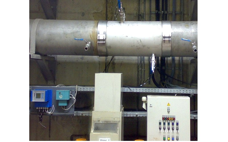 Partial Discharge Section Flow Measurement